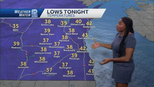 Videocast: Chilly Fall Night Ahead