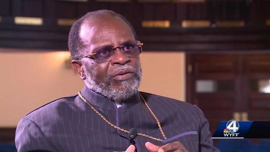 Leader of South Carolina AME Church speaks to WYFF News 4 in face of racial unrest