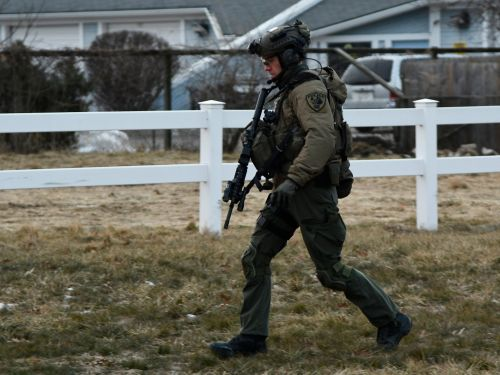 The gunman at the centre of a mass shooting in Aurora, Illinois, was about to lose his job before he opened fire
