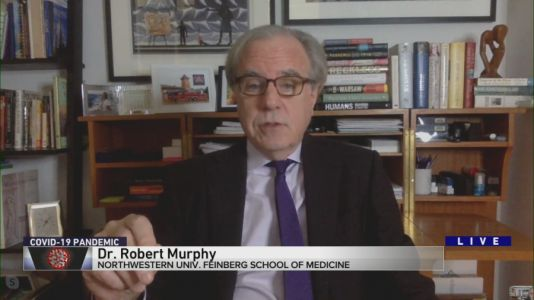 'In a couple of months you'll see the market flooded with vaccines' Dr. Murphy answers viewer COVID-19 questions 1/18