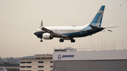 'I Like What I See': FAA Chief Flies 737 Max, But Not Ready To Recertify Plane