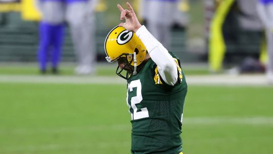 Aaron Rodgers once again stokes flames of uncertain Packers future: 'There's not many absolutes'