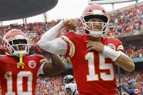 Patrick Mahomes' agent says QB hopes to spend entire career in Kansas City