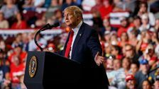 Trump Echoes Earlier Attacks On New York Times After Latest Kavanaugh Report