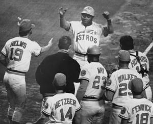 Former Astros star Jimmy 'The Toy Cannon' Wynn dies at 78