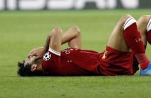 Salah's World Cup in doubt as Egyptians turn on Ramos