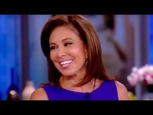Whoopi Goldberg and Jeanine Pirro shouting match