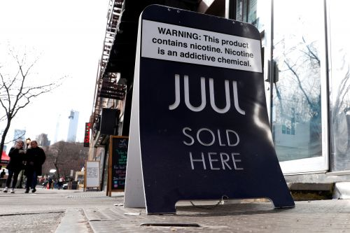 Most of Juul's Twitter followers are teens who can't buy e-cigs