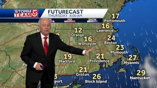 Video: Prepare for colder weather as temps return to normal