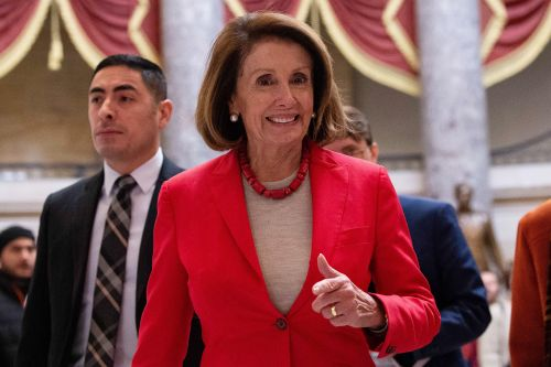 Nancy Pelosi: State of the Union address can easily be postponed