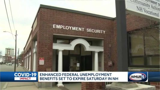 Extra $300 unemployment benefit to end in NH Saturday