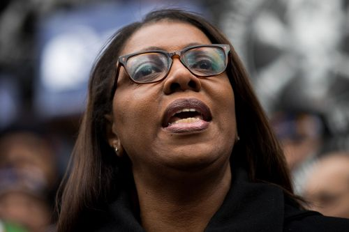 Letitia James sues to block Trump's green card changes