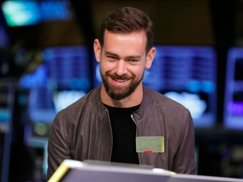 Twitter's stock is leaving the competition in the dust - and its chart points to even more gains
