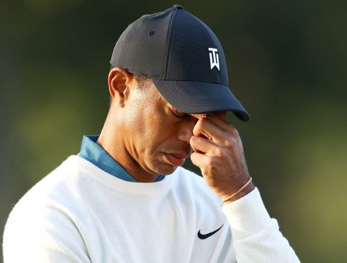 Tiger Woods misses another US Open cut at Winged Foot