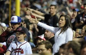 Braves say they won't change name but studying chop chant