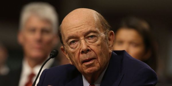 Commerce Secretary Wilbur Ross reportedly can't stop falling asleep in department meetings