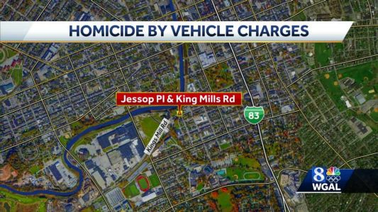 Man charged with homicide by vehicle in bicyclist's 2018 death