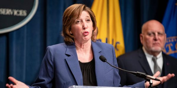 Nancy Messonnier, the senior CDC official who first warned the US about the coronavirus pandemic, is resigning