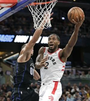 Green scores in last second to lift Raptors over Magic 93-91