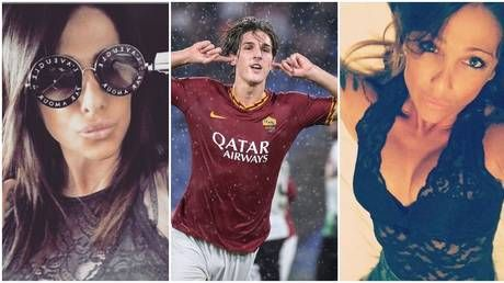 'We answer with a smile': Roma starlet Zaniolo's mother responds to 'wh*re' chants from rival fans