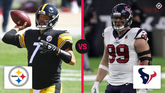 What channel is Steelers vs. Texans on today? Time, TV schedule for Week 3 NFL game