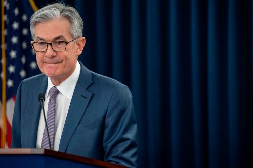 Markets pop as Fed chair Jerome Powell commits to keeping interest rates low