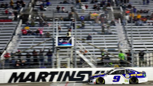 NASCAR at Martinsville live updates, results, highlights from 2021 night race