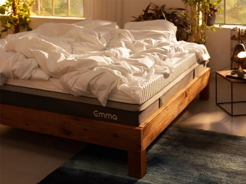 Award-winning European mattress brand Emma has launched in the US - its namesake mattress has 3 layers of supportive, breathable foam that also prevents motion transfer