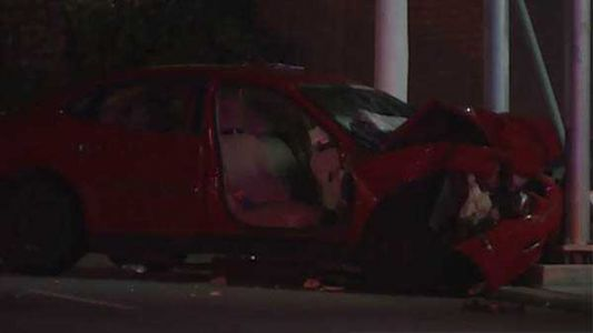 Police: Excessive speed, impairment appear to be factors in fatal Mount Auburn crash