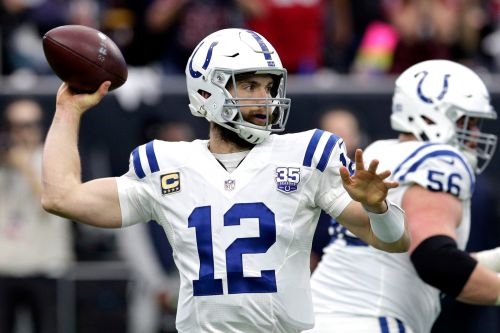 Colts QB Andrew Luck is retiring from the NFL
