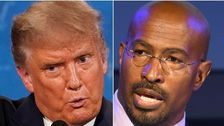 Livid Van Jones Rages Against Trump's 'Wink And A Nod' To Nazis During Debate