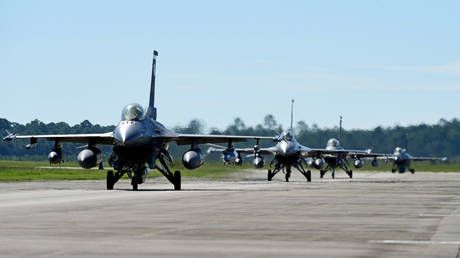 Bulgarian defense minister slams US jet deal for 'unjustified and high' F-16 price