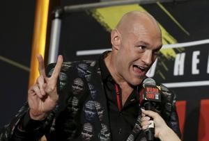 Wilder-Fury II a fight so big it took 2 TV networks to show