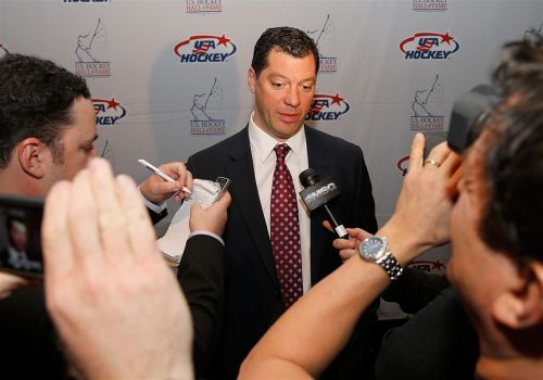 Penguins' Bill Guerin hired as Wild general manager