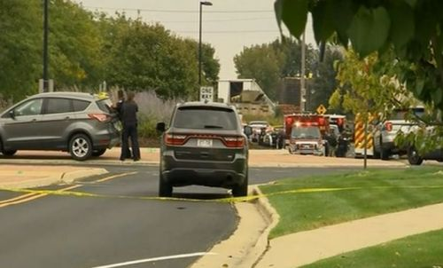 4 hurt, suspected shooter in custody in active shooter situation at business in Madison suburb