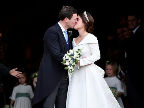 Who Is Peter Pilotto? Princess Eugenie's Wedding Dress Was Made by Australian Designer and Christopher De Vos