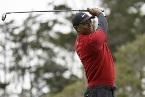 Strong finish not enough for Woods at US Open