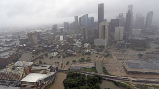 Houston Got Hammered By Hurricane Harvey - And Its Buildings Are Partly To Blame