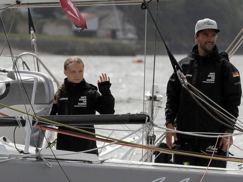 Greta Thunberg found a last-minute ride back across the Atlantic thanks to a pair of YouTubers after a crucial UN climate-change summit got moved from Chile to Spain