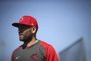 Votto energized by Reds additions to move past worst season