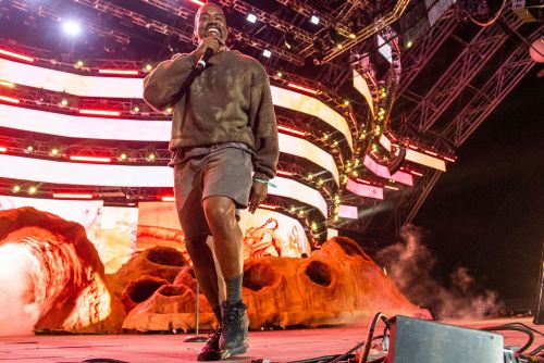 Kanye West's Easter 'Sunday Service' takes over Coachella