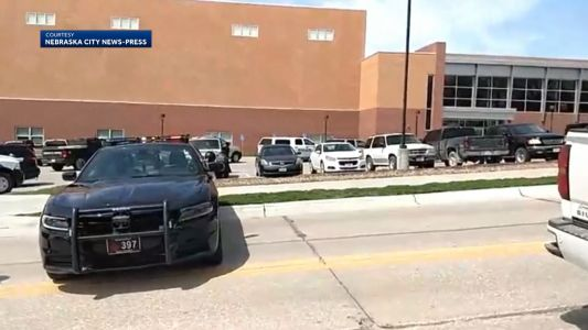 VIDEO: Threat reported, Nebraska City schools placed on lockdown