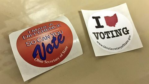 This Ohio city is changing paid time off from Columbus Day to Election Day
