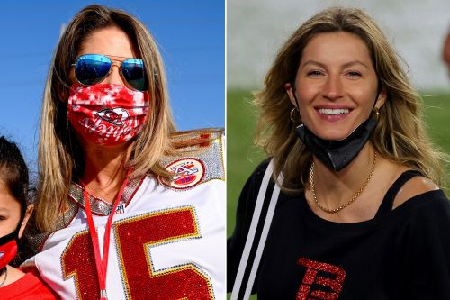 Randi Mahomes calls out refs in Twitter message for Gisele Bundchen