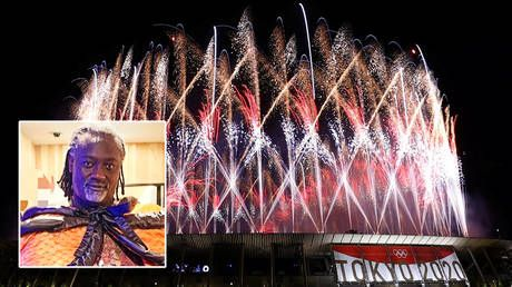 'It's totally racist': Senegalese musician claims he was removed from Olympics opening ceremony 'because he is black'