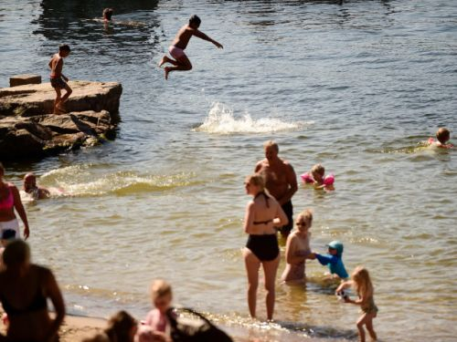 Record-breaking heat hits Norway, Finland and Sweden at nearly double yearly average