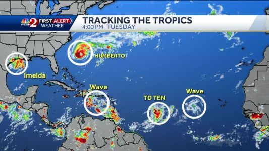 Tracking the tropics: What we're watching