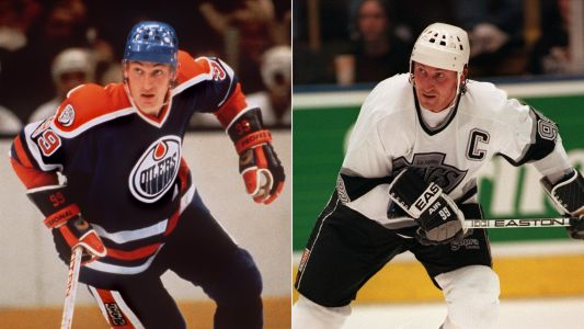 Wayne Gretzky turns 60 and everyone wishes him a 'Great' birthday