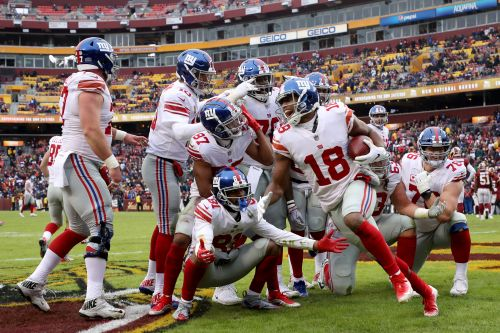 Redskins rout is proof Giants can make it without Odell Beckham