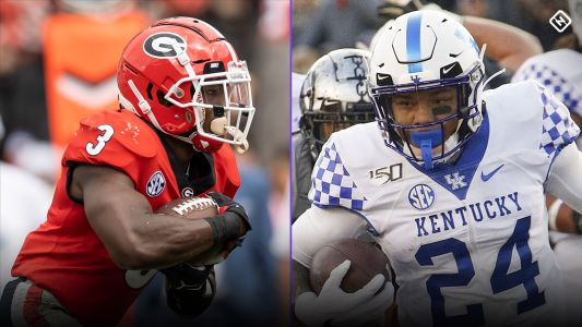 What channel is Georgia vs. Kentucky on today? Time, TV schedule for Week 7 SEC football game
